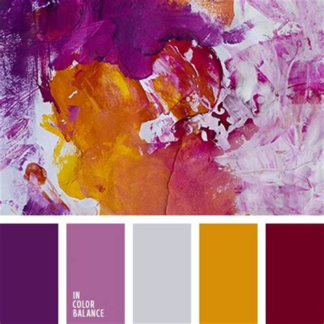 purple and orange color scheme 25 best ideas about purple color schemes on pinterest