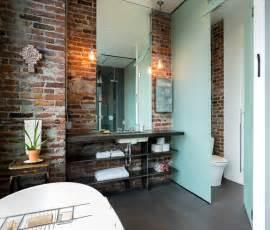 loft industriel salle de bain seattle par