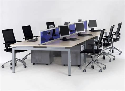 buy 6 seater workstation table lagos nigeria hitech