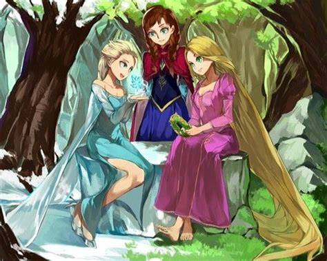 rapunzel kidnapped can frozen elsa anna save tangled 1000 images about rapunzel elsa anna and maradeth on