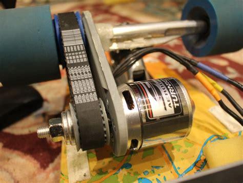 types of electric motor mounts electric longboard brushless motor mount by robertmaks