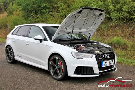 Test Audi Rs3 by Test Audi Rs 3 Sportback At