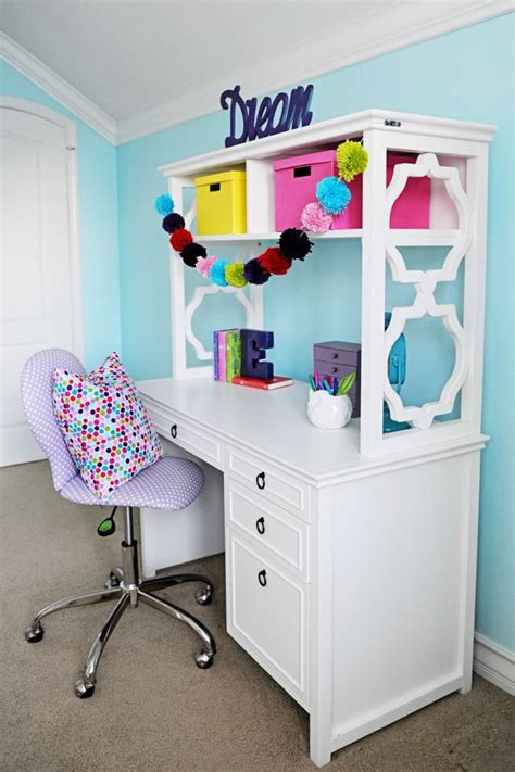 girls bedroom desks best 25 girl desk ideas on pinterest