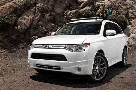 Custom Mitsubishi Outlander Sport Outlander For Sun Or