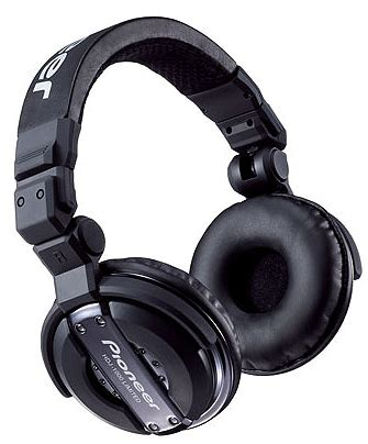 Headphone Clarion Dj 1000 Pioneer Hdj 1000 K