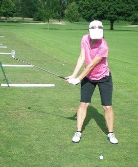 no release golf swing golf swing release