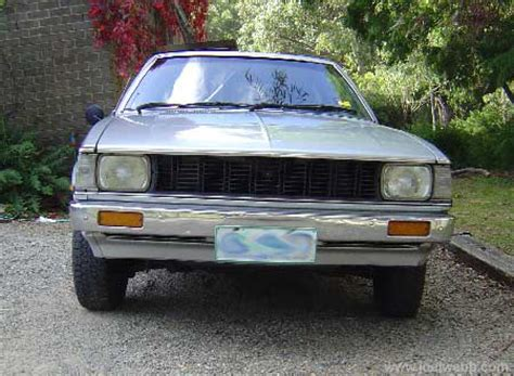 Toyota T18 Toyota T18 1981 Www Joelwebb The Evidence The
