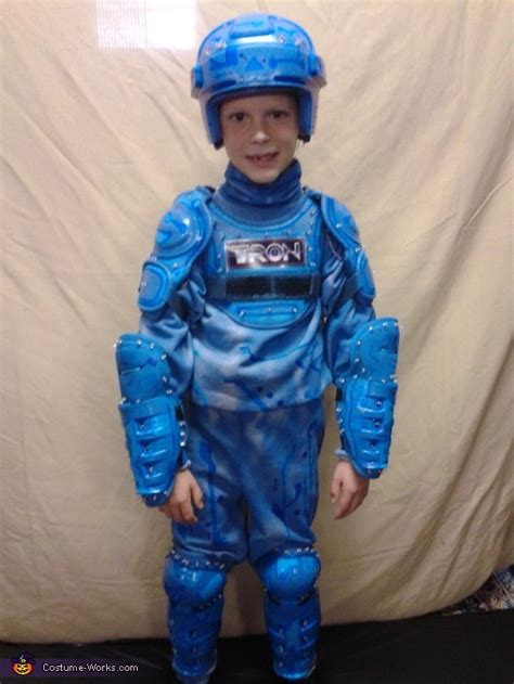 original tron costume