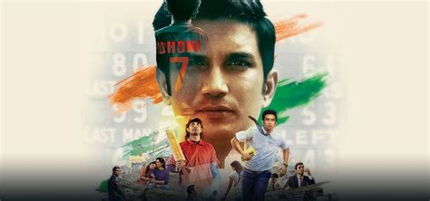 biography movie of dhoni m s dhoni the untold story