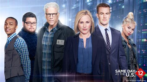Inspires Csi Character by Csi Cyber Axn Asia