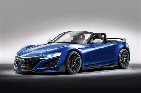 new cars uk honda s2000 sports car to return as mazda mx 5 rival autocar