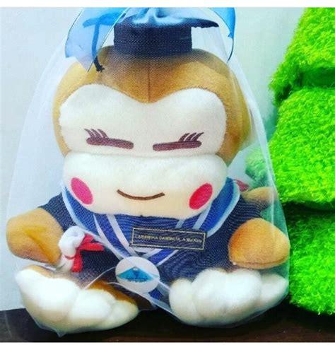 Boneka Wisuda Monyet monyet boneka wisuda stikes banten kado wisudaku