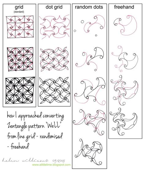 what pattern can you find in a limerick basic zentangle feather you can find this pattern in a