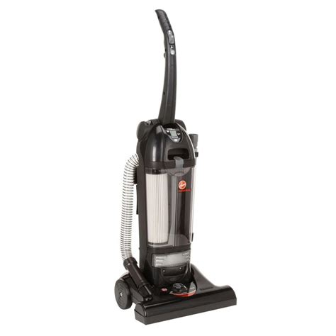 Home Depot Vacuums by Hoover Commercial Hush Bagless Upright Vacuum Cleaner