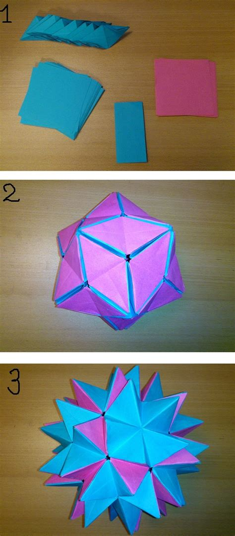 Origami Transformer - how to make a paper transforming 28 images paper