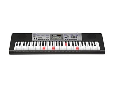 best lighted keyboard piano casio inc lk175 61 key lighted key personal keyboard
