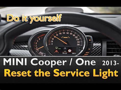 mini cooper service light reset mini cooper one service light reset