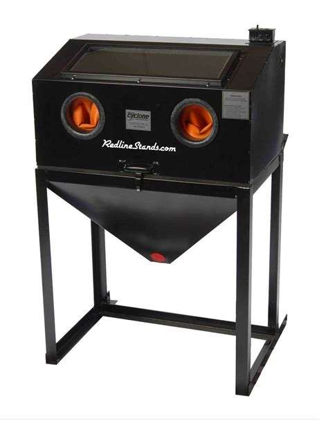 sand blast cabinets cyclone ft3522 abrasive sand blasting cabinet free shipping