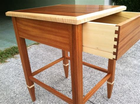 Readers End Table by Mahogany End Table Reader39s Gallery Woodworking