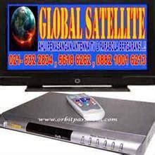 Setting Service Parabola Mpeg 4 Dan Hdmi pasang antena tv parabola pasang parabola digital