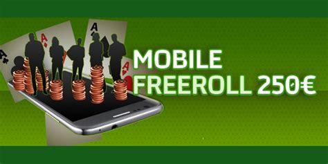 pokerclub mobile mobile freeroll