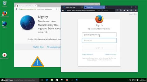 themes for firefox nightly install firefox nightly cleanly on windows webdesigning