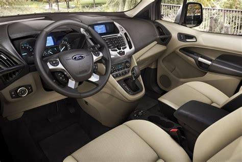 ford 2013 interni tourneo connect l essenza della multispazio secondo ford