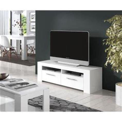 meuble tele blanc laque achat vente meuble tele blanc
