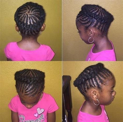 Quick hairstyles for Little Girl Hairstyles Braids African