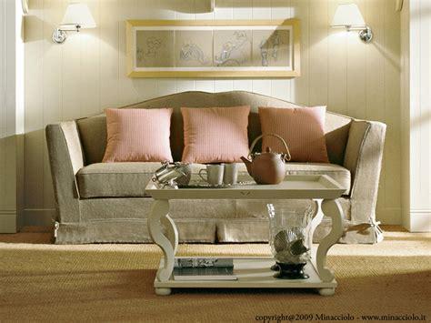 divani country divano in tessuto country style by minacciolo
