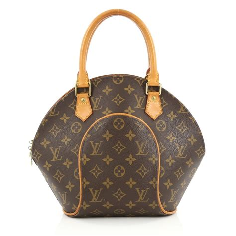 buy louis vuitton ellipse bag monogram canvas pm brown