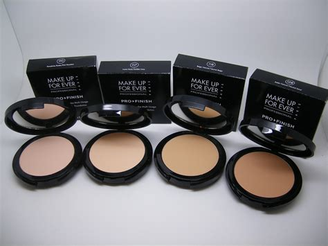 Bedak Make Forever makeup forever pro finish multi use powder foundation