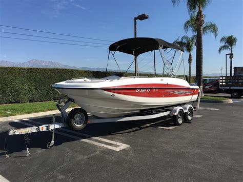 bayliner boats ontario 2011 used bayliner 217217 deck boat for sale 19 995