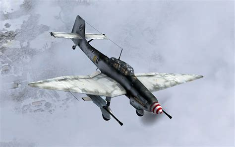 dive bomber milviz flight simulations ju 87 stuka