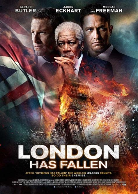 streaming film sub indo london has fallen london has fallen teaser trailer