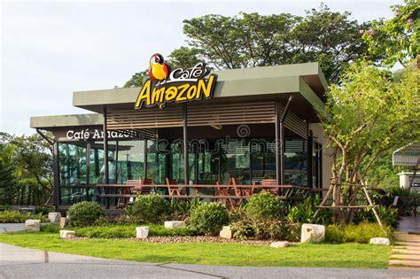 amazon thailand cafe amazon coffee shop editorial image image of