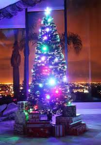 top 10 best fiber optic christmas trees 2017 heavy com