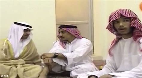 hamza a small child hamza bin laden to give speech about his father s legacy