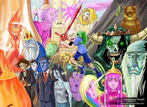 anime epic adventure its adventure time by frarandez on deviantart
