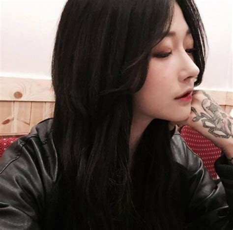 korean girl tattoo are tattoos the next trend for girls in korea koreaboo