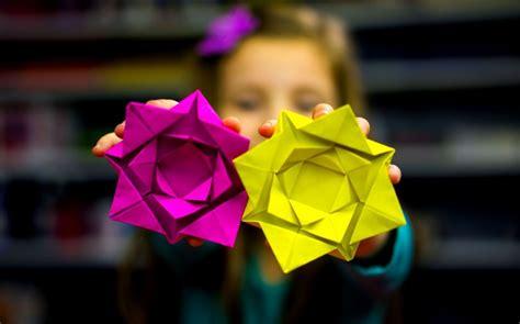 Blume Falten Kindergarten by Origami Blume Falten 7 Ideen Mit Faltanleitung F 252 R