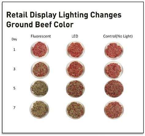 Shelf Of Ground Beef by Of Missouri Works To Extend Ground Beef Shelf