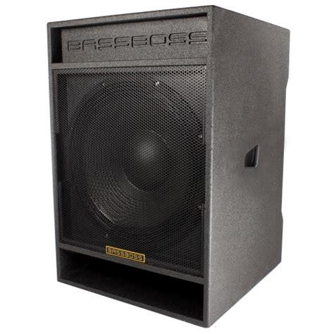 Speaker Subwoofer 21 Inch bassboss introduces 21 inch dj21s subwoofer prosoundweb