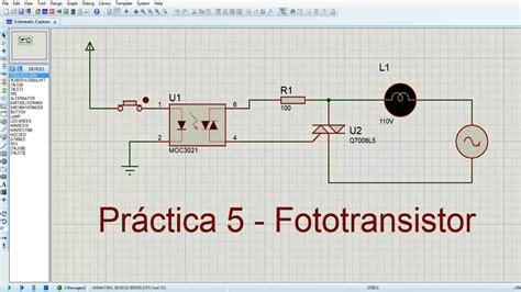 fototransistor youtube