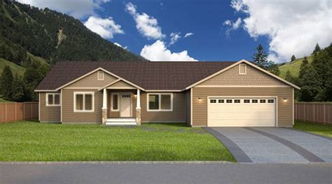 what is a rambler home view our rambler floor plans build on your lot true built home