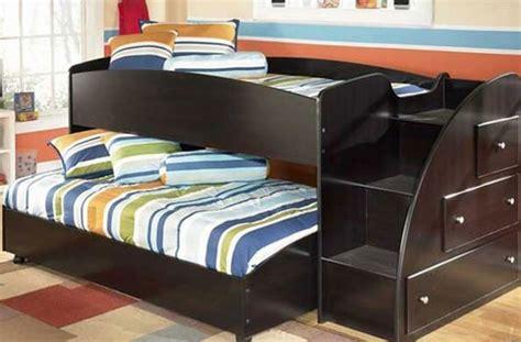 Tempat Tidur Minimalis Remaja model tempat tidur anak kembar remaja minimalis