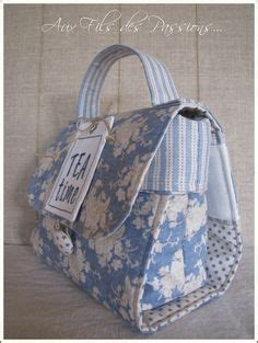Mug Bags Patchwork Pattern - a mug bag with a difference all things brolly