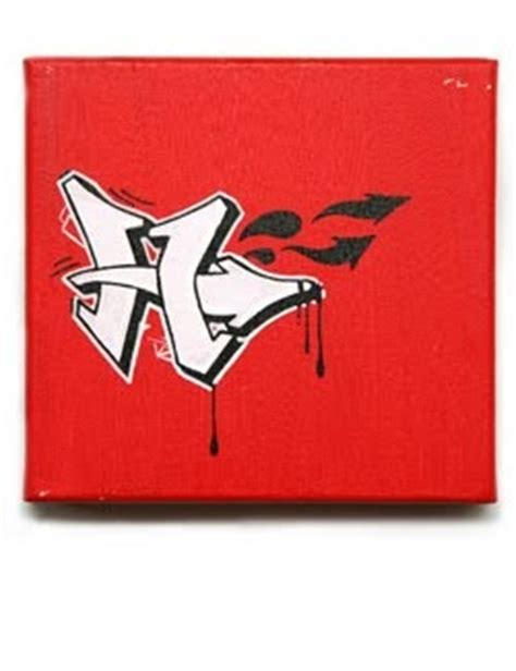 graffiti master graffiti letter  red arrow