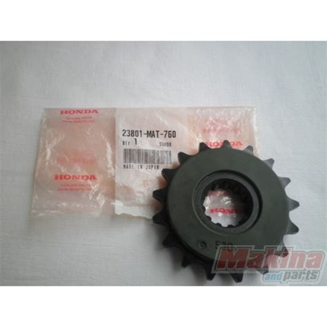 Piston Kit Honda Cbr 150 Size 25 Npp 23801mat760 honda front sprocket cbr 1100xx makina parts