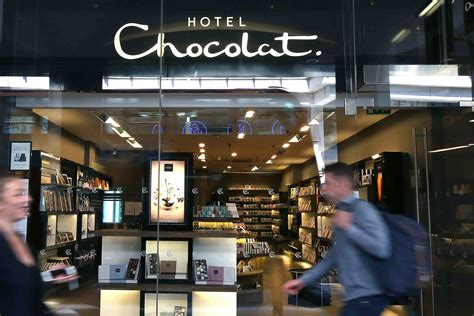 hotel chocolat s hotel chocolat cashes in on sweet success of the last year